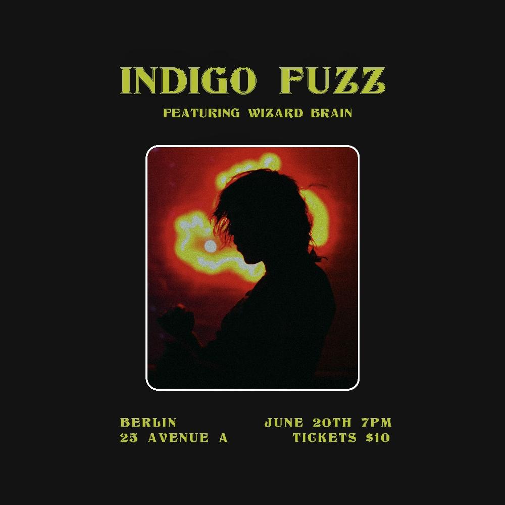 Indigo Fuzz: featuring Wizard Brain