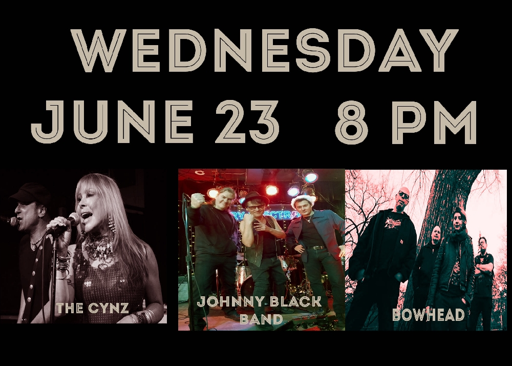 The Cynz, Johnny Black Band, BOWHEAD