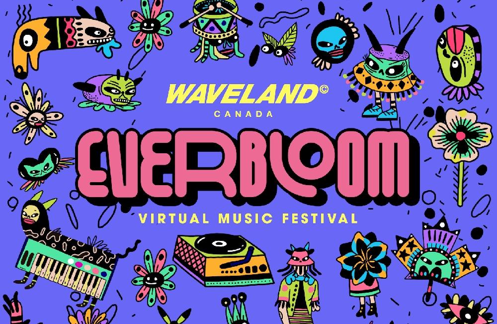 Everbloom Virtual Music Festival